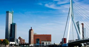 Erasmus Bridge - Rotterdam
