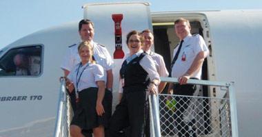 Airnorth crew