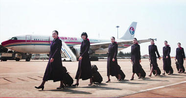 China Eastern crew