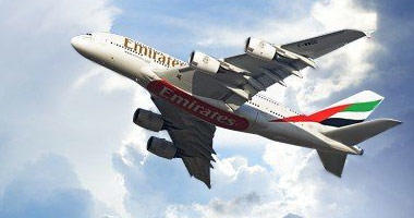 Emirates in the sky