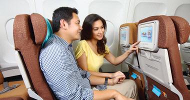 Garuda Indonesia In-flight entertainment