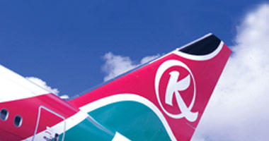 Kenya Airways livery