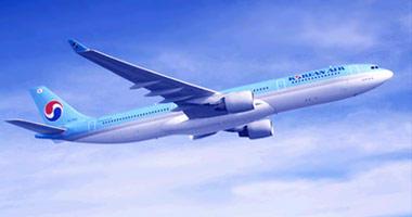 636d838847e2 Korean Air in the sky