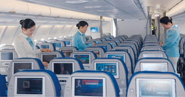 Korean Air flight crew
