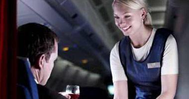 In-flight service