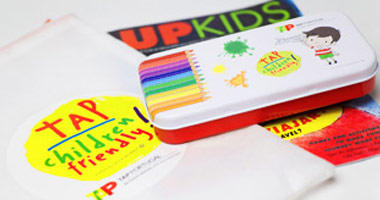 TAP children-friendly kit