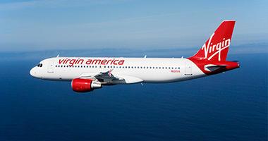 Virgin America Flying High
