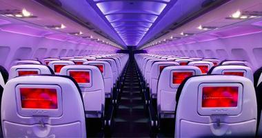 Virgin America Main Cabin