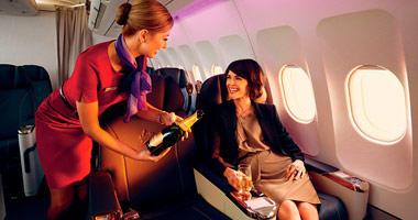 A330 Business Class Service