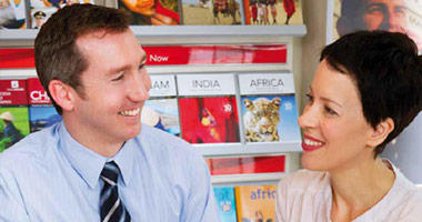 Flight Centre's Airfare Experts are in every store