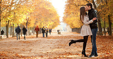 The Romance Capital, Paris