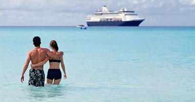 Cruise Away as Mr & Mrs Newlywed