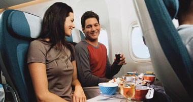 Air New Zealand Economy Class