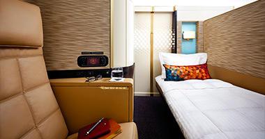 Etihad Airways First Apartment A380