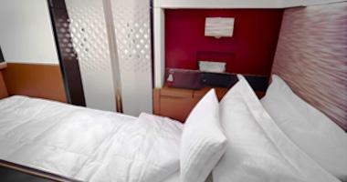 Etihad Airways First Suite B787