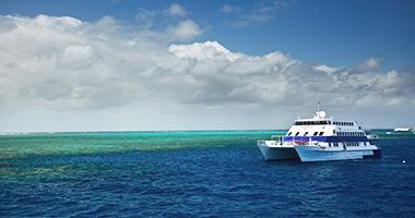 Cruise the Whitsundays