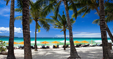 Paradise in the Philippines