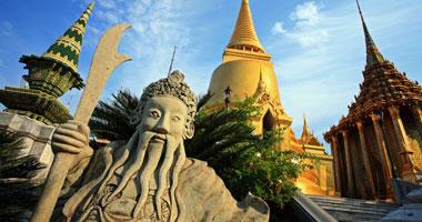 Golden Stupa-Wat Phra Kaew
