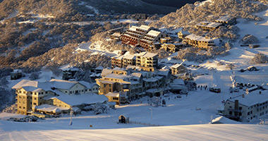 Mt Hotham Village