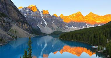 Lake Moraine, Banff - Canada