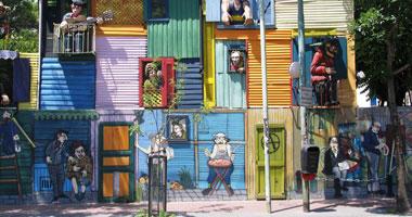 La Boca Neighbourhood