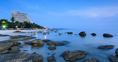 Hua Hin Beach