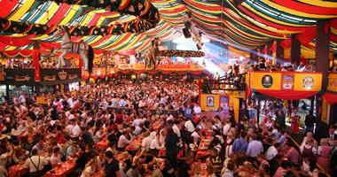 Oktoberfest Celebrations