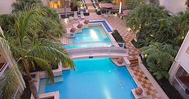 Resort on Hastings Street