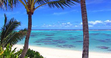 Beautiful Turquoise Lagoon