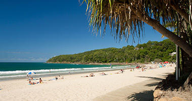 Escape to the Sunshine Coast