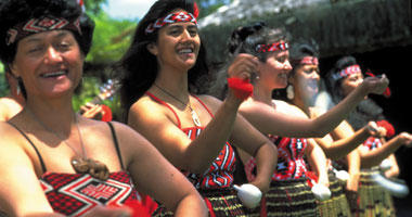 Maori Dancers