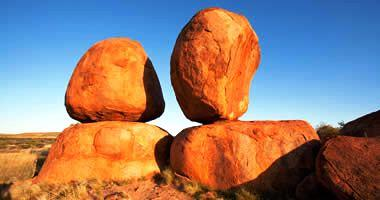 The Devils Marbles