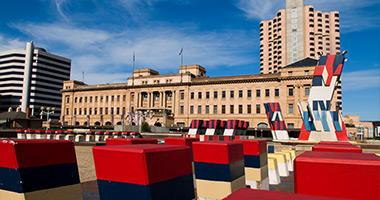 Adelaide Festival Centre Sculptures