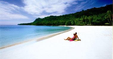 White Sand Beaches