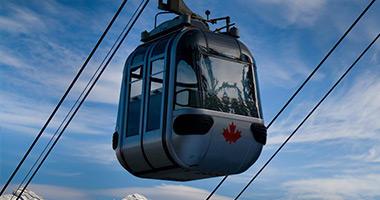 Sulphur Mountain Gondola