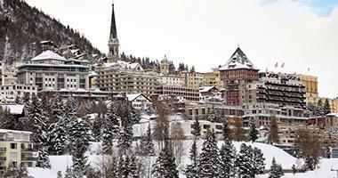 St Moritz, Switzerland
