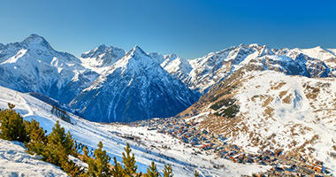 The French Alps