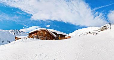 Panorama of Mayrhofen