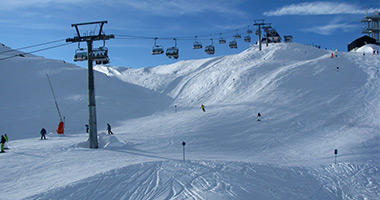St Anton Slopes