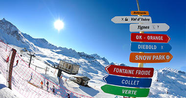 Navigating the French Alps
