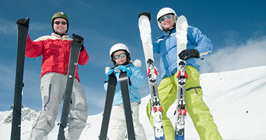 Queenstown Ski Pass Family