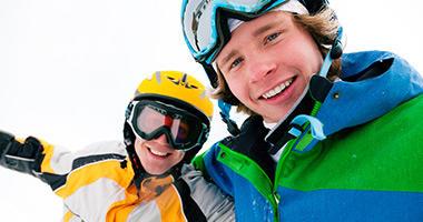 Mates on the Mountain