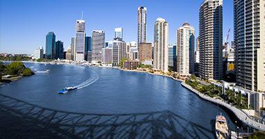 Brisbane – 'The River City'
