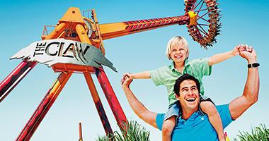 Theme Park Fun on the Gold Coast