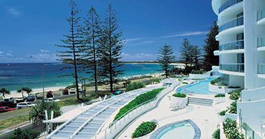 Beachfront Resort, Mooloolaba