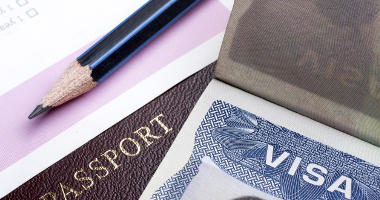 A visa can be essential for overseas travel