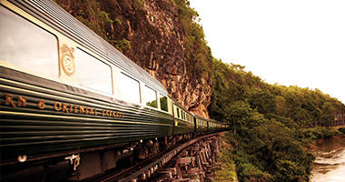 The Eastern & Oriental Express