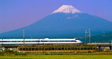 Say Konnichiwa to Mt Fuji