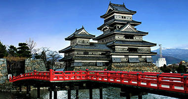 Matsumoto Castle in Nagano