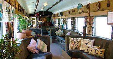 The Shongololo Lounge